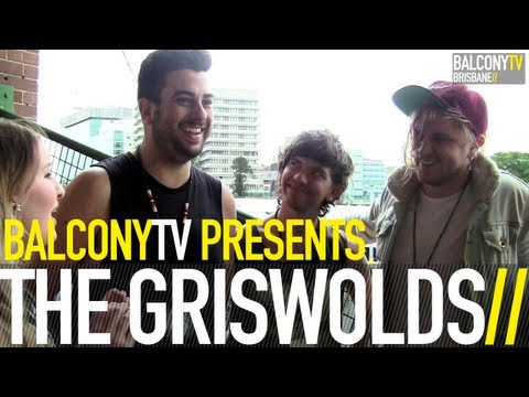 INTERVIEW WITH THE GRISWOLDS (BalconyTV)