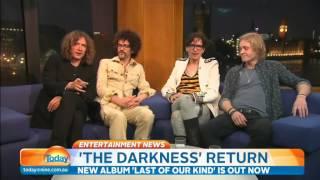 The Darkness - Interview 2015