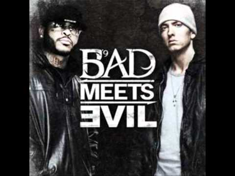 Bad Meets Evil- Fast Lane Clean HD w/Download
