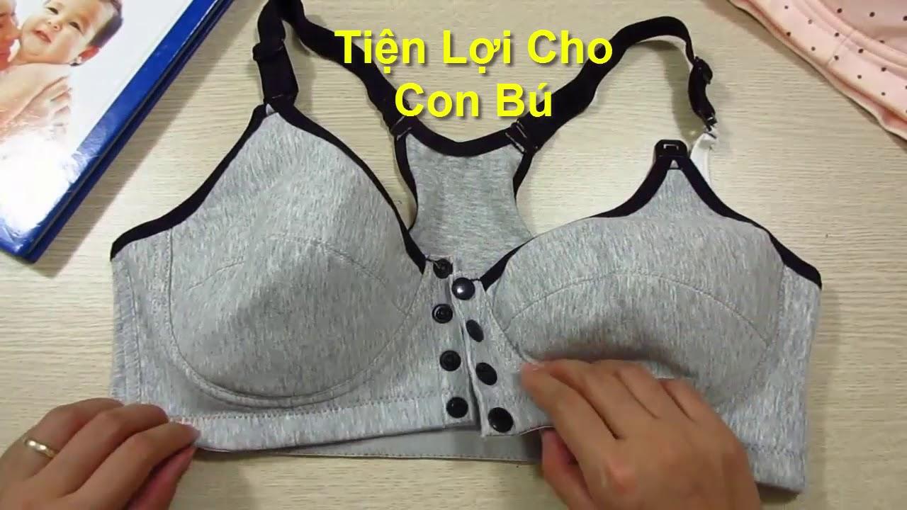 Áo Lót Cho Con Bú – Áo ngực cho con bú –  Cam Kết Chất Lượng – Xem Ngay – Shopva