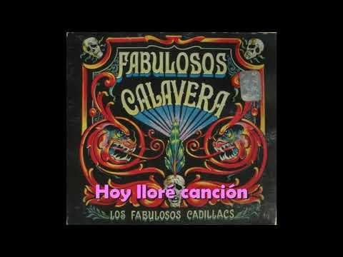 hoy-llorÉ-canciÓn-rubén-blades-y-los-fabulosos-cadillacs.-Álbum:-fabulosos-calavera-(1997)-audio-hq