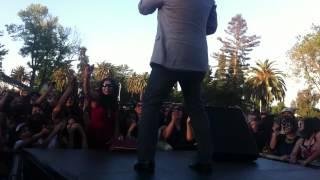 Ehsan Aman in nowroz Festival In Usa 2012. [Ulasyar Khan]