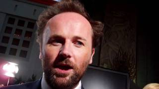 Rupert Wyatt Interviewed At 'the Rise Of The Planet Of The Apes' Premiere