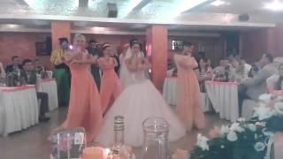 Сюрприз на свадьбе!  Танец подружек невесты! Свадебный Нижний Новгород