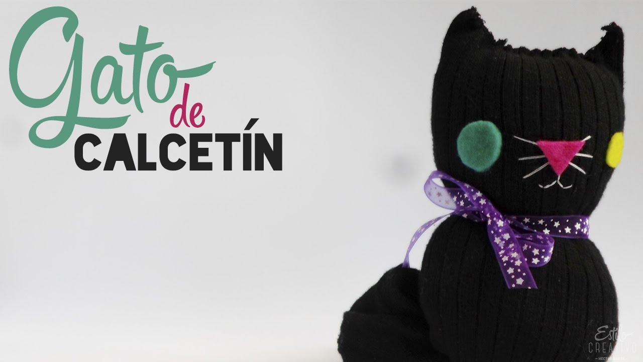 Gato De Calcetin Entre Calabazas Y Catrinas 2 0 Youtube