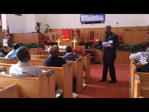Hymn lining instruction