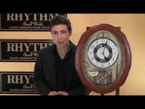 Rhythm Clocks | Information on Motion Clocks by Rhythm Clock