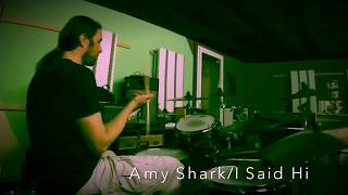 Amy Shark/I Said Hi/Drum Cover by flob234 Video