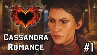 Dragon Age INQUISITION ► Cassandra Romance & Story #1 - Conversations - Walkthrough Part 12 [PC]