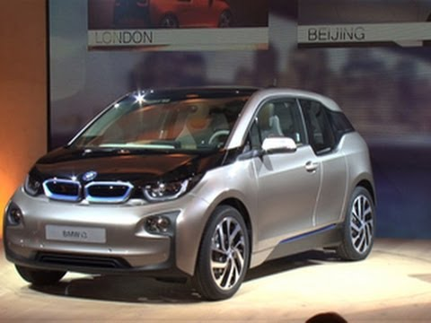 CNET Update - Electric BMW i3 comes with backup vehicle