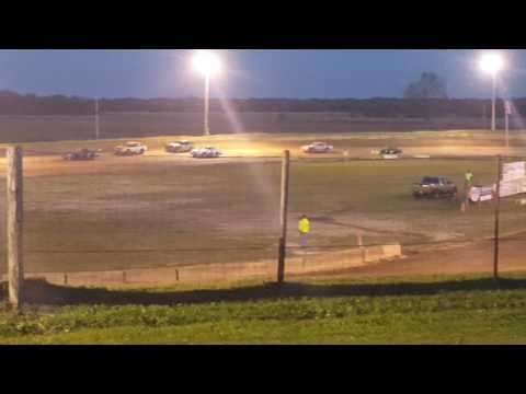 Shadyhill Speedway purestreet 1st heat October 8th 2016