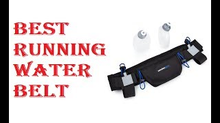 Best Running Water Belt