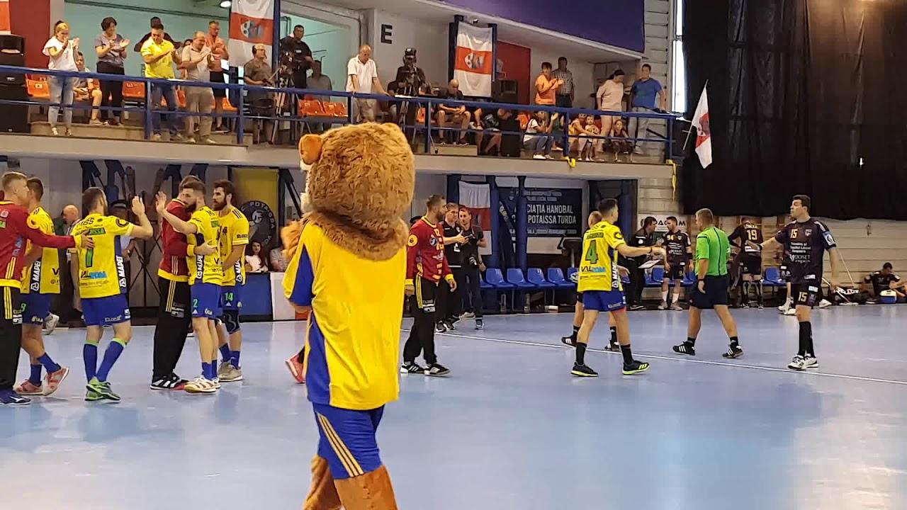 Handbal: Potaissa Turda - Poli Timișoara 32-24 (14.09.2019)