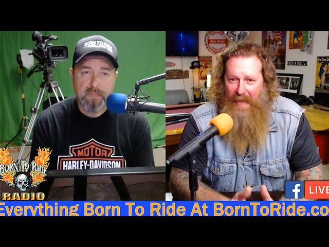 Born To Ride Radio LIVE (6-9-2020)