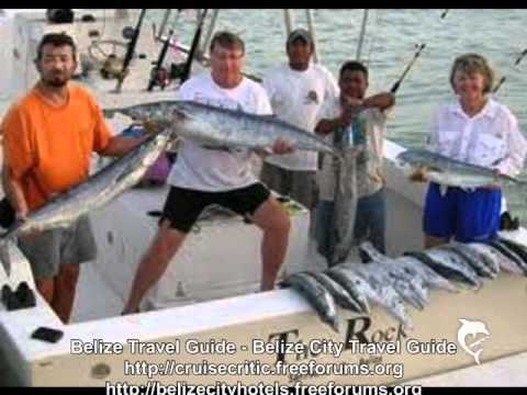 Belize Travel Guide - Belize City Travel Guide, Ambergris Caye Travel Guide