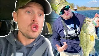 The CRAZIEST Place Ive EVER Fished - (AMAZING)