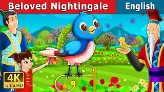 Beloved Nightingale | Bedtime Stories | English Fairy Tales