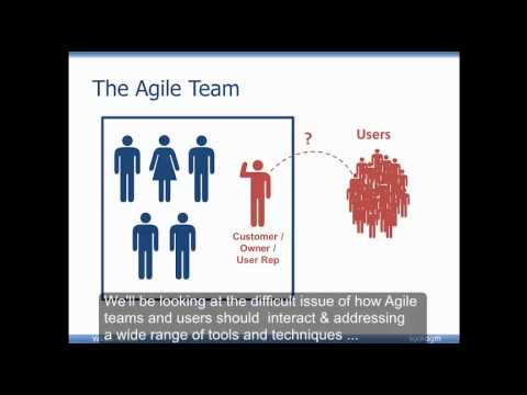 Agile UX and UCD