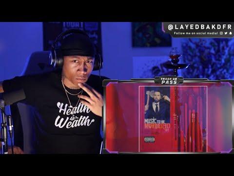 TRASH Or PASS! Eminem Ft Don Toliver ( No Regrets ) [REACTION!!]