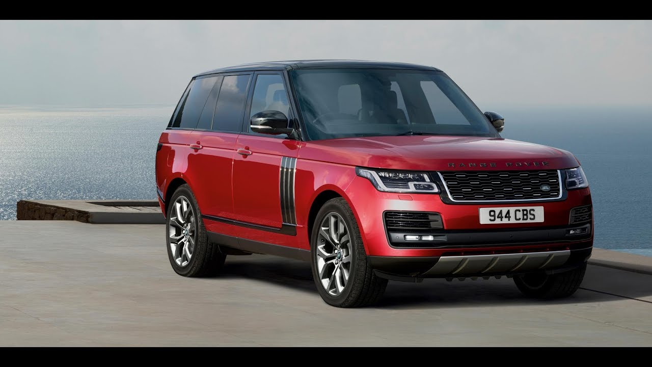 Range Rover Vogue 2019 Production Youtube