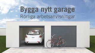 Trailer - Bygga nytt garage