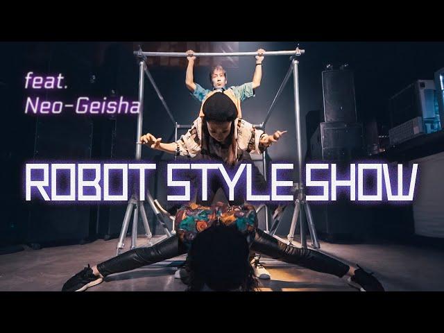 AIRFOOTWORKS Show feat.NEO-Geisha