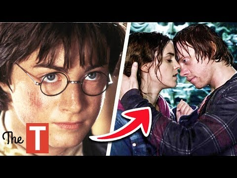 10 Times Harry Potter Wasn't Meant For Kids