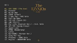 [CD 1] EXO PLANET #4 –The EℓyXiOn (dot)– Live Album [Full]