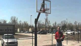 Legend Jr. Fixed Height Basketball Goal – YouTube