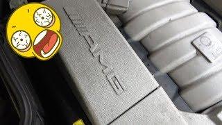 Motorschaden am 63AMG?+Tiguan 1,4 TSI+CLK 200 Kompressor+B200 Turbo