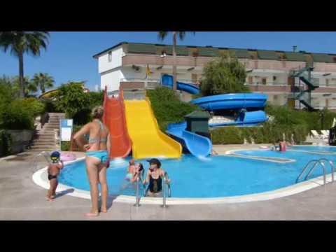 Gypsophila Holiday Village, Турция, Аланья, территория отеля, сентябрь 2018 г.