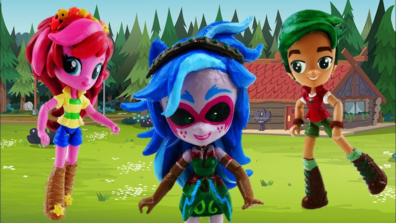 Compilation My Little Pony Equestria Girls Legend Of