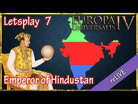 Let's Play EU4: Emperor of Hindustan (1.26, German, 1080p, Ironman) #07