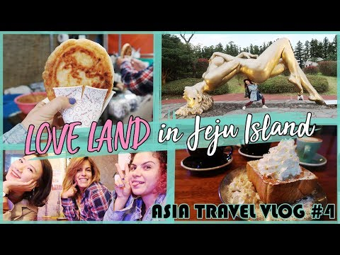 SEX MUSEUM & Vegan Indian Food | JEJU ISLAND VLOG 4#