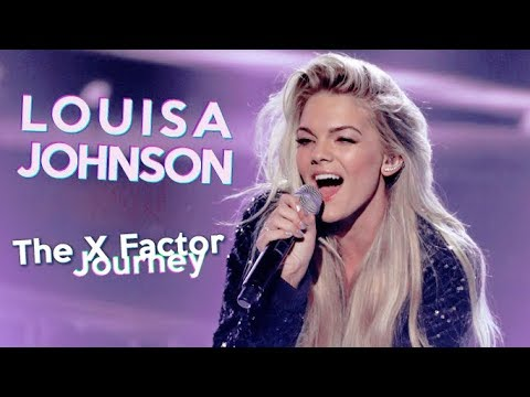Louisa Johnson - The X Factor Journey (2015)