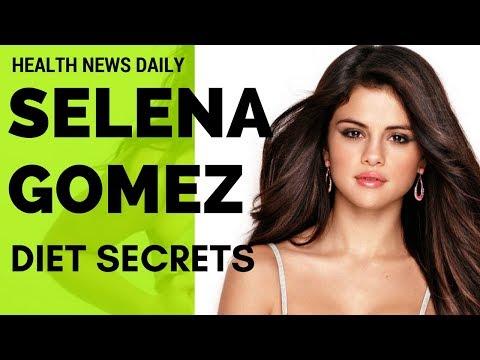 SELENA GOMEZ Diet Plan - Celebrity Diet