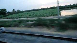 Zikriya Express Near Hyderabad Sindh