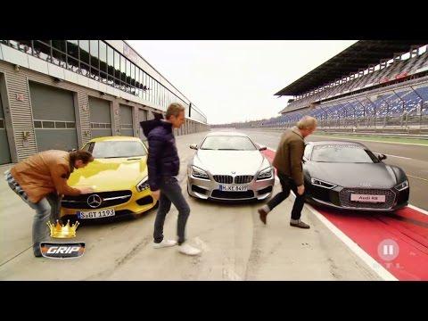 Der GRIP-Markenkönig: Rennen auf dem Lausitzring - GRIP - Folge 345 - RTL2