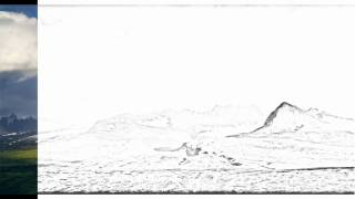Auto Draw 2: Chugach Mountains, Alaska