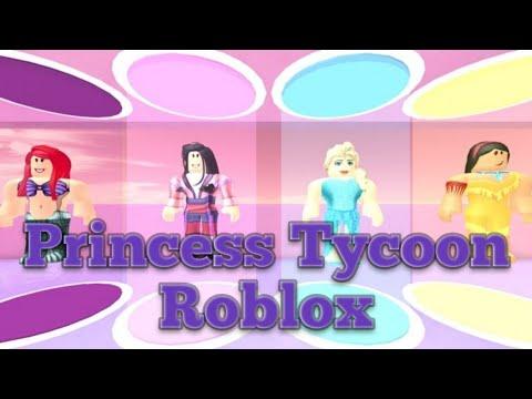 Princess Tycoon Roblox/Prixypink TV