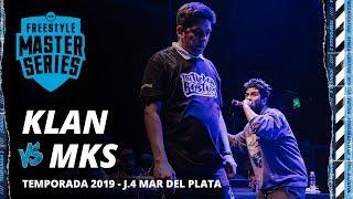 KLAN VS MKS - FMS MAR DE PLATA JORNADA 4 TEMPORADA 2019