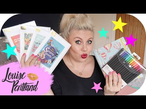 Annual Stationery Haul 2017! | LIFESTYLE