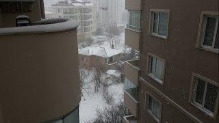 istanbul beyaza büründü 7 ocak 2017