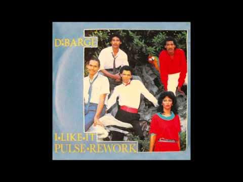 "DeBarge - I Like It (Pulse ""Disco"" Rework)"