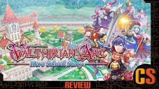 VALTHRIAN ARC: HERO SCHOOL STORY - REVIEW