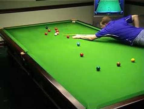 snooker 133 break