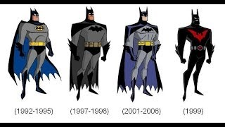 Download Костюмы Супергероев. Бэтмен в мультфильмах [by Кисимяка] Mp3 and Videos