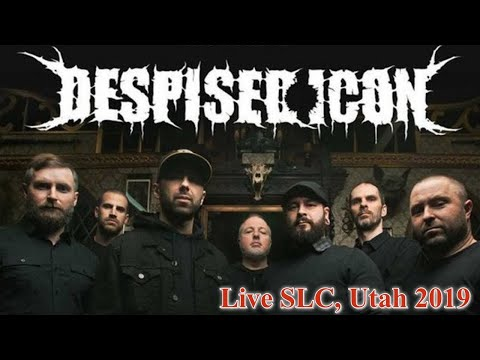 Despised Icon: Live 2019 @ In The Venue