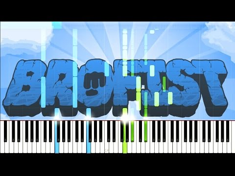 BROFIST (PewDiePie Song) - Roomie [Synthesia...