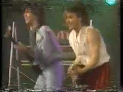 Группа Стаса Намина. Голландия. Мировой тур. Архив(бракованная запись). 1988
